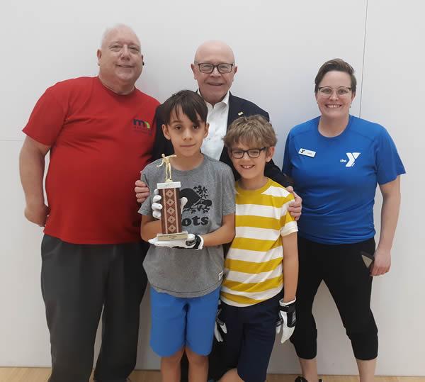 Steve Kufus handball tourney 2019